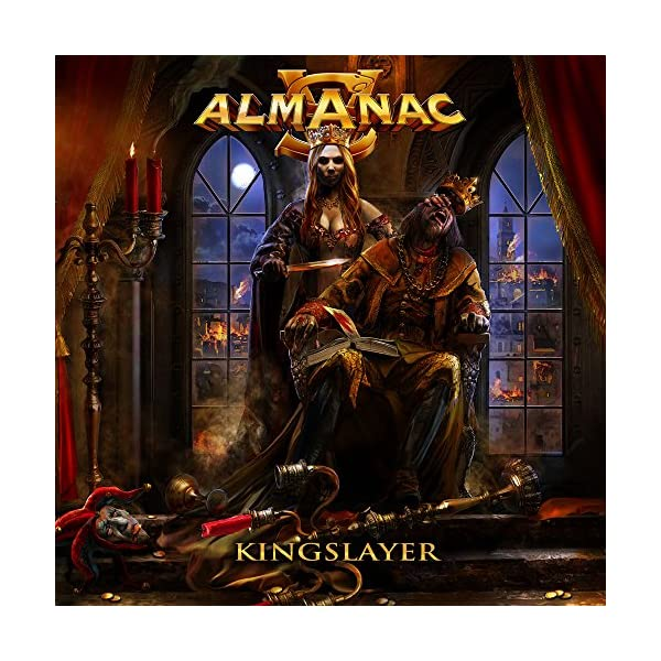 アルマナック『キングスレイヤー』【初回限定盤CD...の商品画像