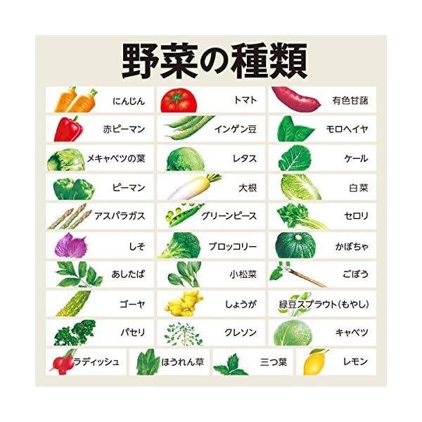 伊藤園 1日分の野菜の紹介画像6