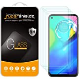 (3 Pack) Supershieldz for Motorola Moto G Power Tempered Glass Screen Protector, Anti Scratch, Bubble Free