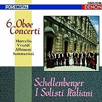 Baroque Oboe Concertos by Hansjorg Schellenberger
