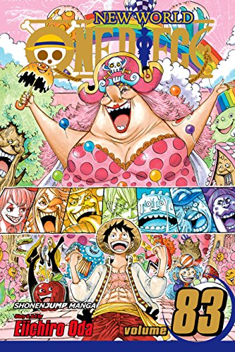 One Piece, Vol. 83: Emperor of the Sea, Charlotte Linlin