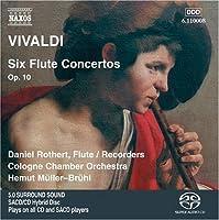 Flute Concertos (Hybr)