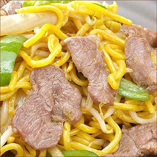 ジンギスカン 焼きそば (3食) & ホルモン 焼きそば (3食) セット 千歳ラム工房 肉の山本 グルメ お取り寄せ