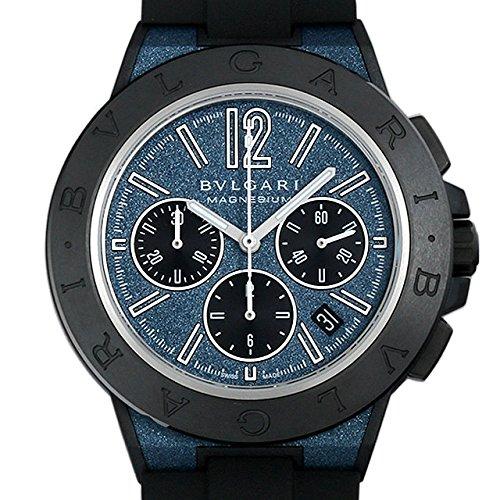 ブルガリ メンズ腕時計 ディアゴノ マグネシウム DG42C3SMCVDCH