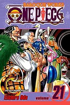 One Piece, Vol. 21: Utopia (One Piece Graphic Novel) by [Oda, Eiichiro]