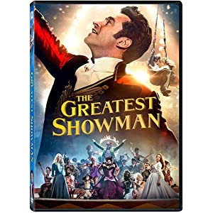 The Greatest Showman ( DVD、2017 )新しいA & J・