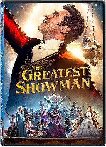 The Greatest Showman ( DVD、2017)新しいA & J・