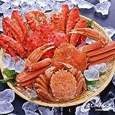 送 料 無 料  冷凍 ネット限定 三大がに セット ( タラバガニ ・ 毛蟹 ・ ズワイガニ ) 北海道  海鮮市場 北のグルメ   カニ  蟹