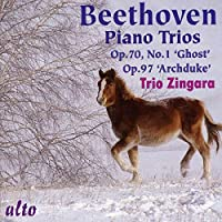 Piano Trios Op. 71/1 (Ghost)