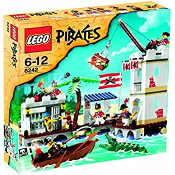 レゴ (LEGO) パイレーツ 海兵隊の砦 6242