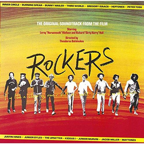 ロッカーズ『ロッカーズ~オリジナル・サウンドトラック(UICY-76888)』