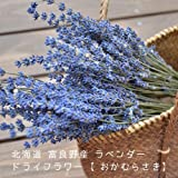 北海道 富良野産 おかむらさき【ラベンダードライフラワー 花束】100g
