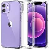 Spigen Ultra Hybrid Designed for Apple iPhone 12 Mini Case (2020) - Crystal Clear (ACS01745)