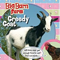 Big Barn Fun Greedy Goat Activity Book (Big Barn Farm)