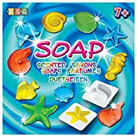 Ksg Arts and Crafts Scented Soap Making Kit