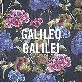 嵐のあとで♪Galileo GalileiのCDジャケット