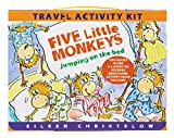 Five Little Monkeys Travel Activity Kit (A Five Little Monkeys Story)