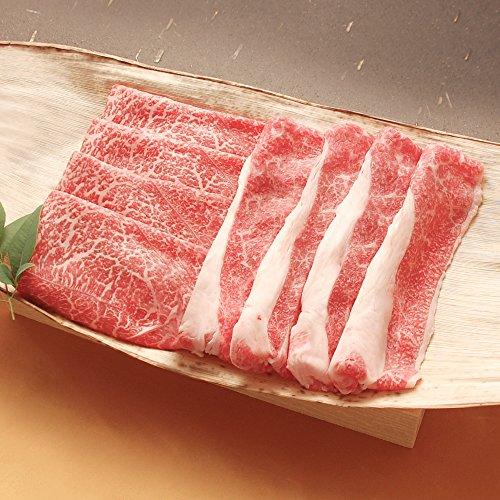 【特選】近江牛 すき焼き用(約2~3人前)【冷凍】