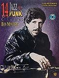 14 Jazz & Funk Etudes: E-flat Instrument (Alto Sax, Baritone Sax), Book & CD by Unknown(1995-03-01)