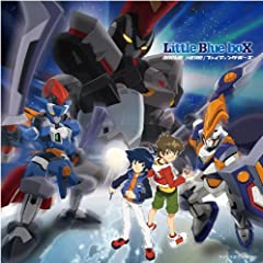 BRAVE HERO♪Little Blue boXのCDジャケット