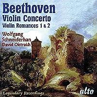 Beethoven: Violin Concerto/Rom