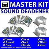 Zirgo 314959 Heat and Sound Deadener (for 04-07 SRX ~ Master Kit) [並行輸入品]