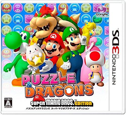 パズドラとマリオがコラボ「パズル&ドラゴンズ スーパーマリオブラザーズ エディション」