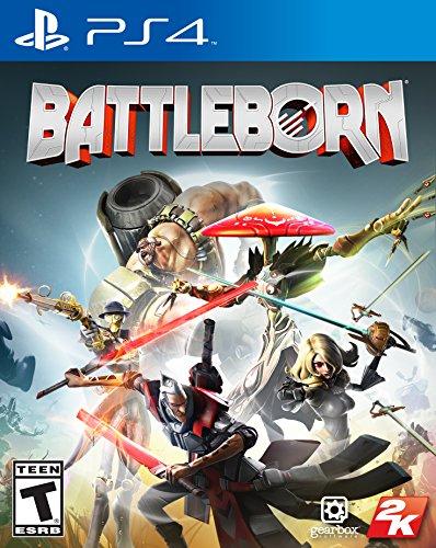 2 Interactive Battleborn (輸入版:北米) - PS4