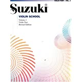 Suzuki Violin School Volume 2 Violin Part (Revised Edition): 02