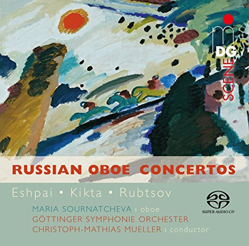 Various: Russian Oboe Concerto