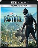 ブラックパンサー 4K UHD MovieNEX(3枚組) [4K ULTRA HD + 3D + Blu-ray + デジタルコピー(クラウド対応)+MovieNEXワールド]
