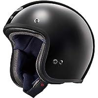 アライ(ARAI) バイクヘルメット ジェット CLASSIC MOD グラスブラック M (頭囲 57cm~58cm)