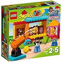 """LEGO DUPLO 10839"""" Shooting Gallery」建物ブロックキット32個"""