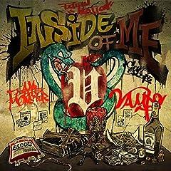 VAMPS「INSIDE OF ME feat. Chris Motionless of Motionless In White」のジャケット画像