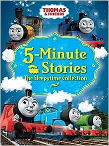 amazon thomas friends 5 minute stories the sleepytime
