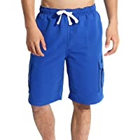 沖浪褲 泳裝 男士 泳褲 男士泳衣 船褲 防曬泳衣