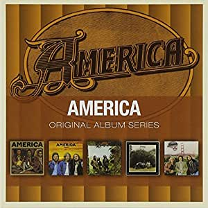 America Original Album Series