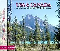 USA & Canada-a Selection of Common Birds Songs