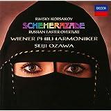 Rimsky-Korsakov: Scheherazade; Russian Easter Festival (UHQCD)