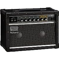Roland JC-22 Jazz Chorus 30W 2x6.5 Guitar Combo Amplifier Black 【TEA】 [並行輸入品]