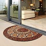 Eanpet Decorative Doormat Outdoor Rubber Mat for Front Door Entrance Mat Indoor 2x3 Rug for Front Door Entry Non Slip Mat Out