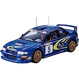 タミヤ 1/24 スポーツカーシリーズ No.218 スバル インプレッサ WRC 1999 プラモデル 24218