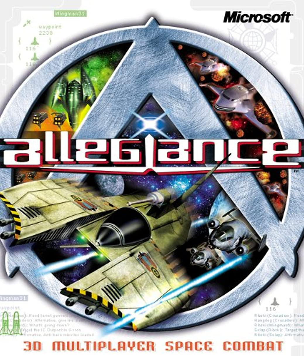 であること薄いです地下Allegiance / Game