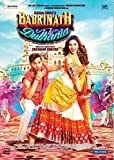 Badrinath Ki Dulhania (Brand New Single Disc Dvd Hindi Language With English Subtitles Released By Reliance) [並行輸入品]