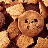 おいしい クッキー 3種類の味が楽しめる( チョコ/ココア/大豆&アーモンド ) お菓子 おやつ ビスケット(訳あり) + harry sticker (ギフト)
