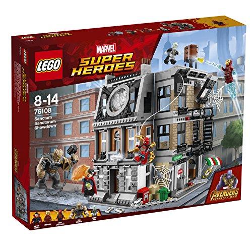 レゴ(LEGO) スーパー・ヒーローズ ドクター・ストレンジ...