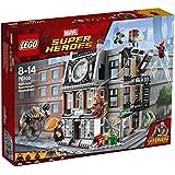 LEGO Super Heroes Avengers Sanctum Sanctorum Showdown 76108 Playset Action