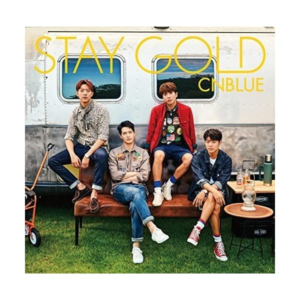 STAY GOLD(初回限定盤A)の紹介画像1