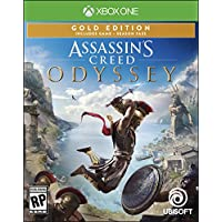 Assassin's Creed Odyssey Gold Edition (輸入版:北米) - XboxOne