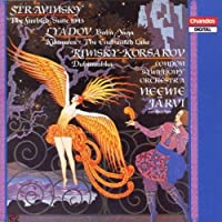 Firebird Suite / Enchanted Lake by Stravinsky (2006-09-01)